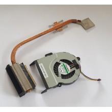 Chlazení + ventilátor MF60090V1-C480-S99 z Asus X55U