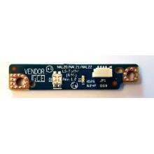 LED board LS-5575P z Dell Latitude E6410