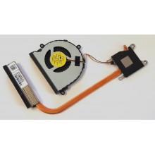 Chlazení + ventilátor DFS470805CL0T z HP 15-g211nc