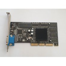 Grafická karta AGP InnoVision TNT2 PRO-64BIT W/32MB - kus historie!!