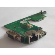 USB + VGA + LAN + SIM 63N3K / 01015BD00-595-G z Dell Latitude E5420