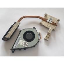 Chlazení 0463TY + ventilátor MF60120V1-C090-S99 z Dell Latitude E5420
