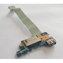 USB + Čtečka karet LS-E795P / 435OEP32L01 / NBX00026E00 z HP 250 G6