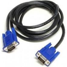 VGA kabel 2,5m černý
