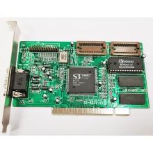 Grafická karta S3 TRIO64V+ PCI 2MB E154513 BNX 9111-16-10 PCI