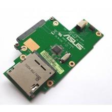 S-ATA board + Čtečka karet 60-NVKCR1000-D03 z Asus K50C