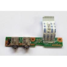 Audio board 50.4H534.001 z HP Compaq Presario CQ60-440EC