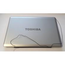 Zadní část krytu displaye AP0BF000100 z Toshiba Satellite L455D-S5976