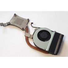Chlazení 00XDK0 + ventilátor MF60120V1-C360-G9A z Dell Latitude E6430