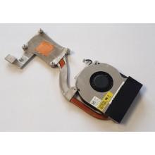 Chlazení 0TNP01 + ventilátor DFS531005MC0T z Dell Latitude E6410